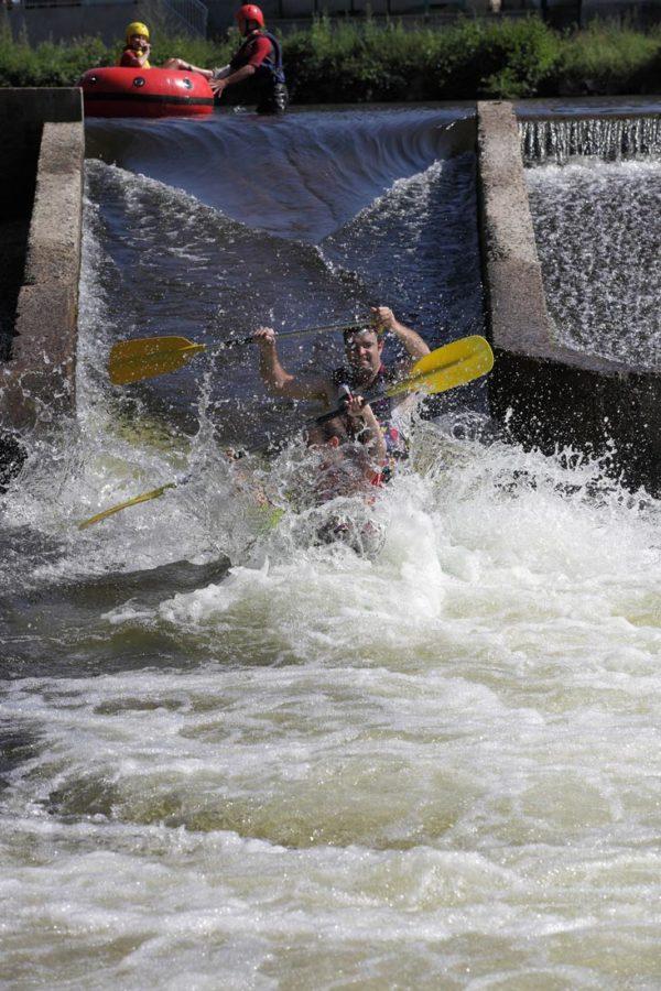 Randonnées en canoes en Auvergne