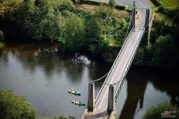 Location de canoë et kayak sur l'Allier à Lavoûte-Chilhac