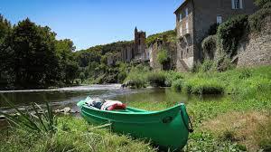 Rando canoë kayak en Auvergne sur l'Allier